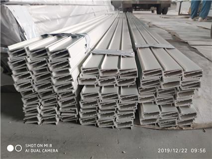 淄博耐磨高分子电缆桥架供应商 汉明供应