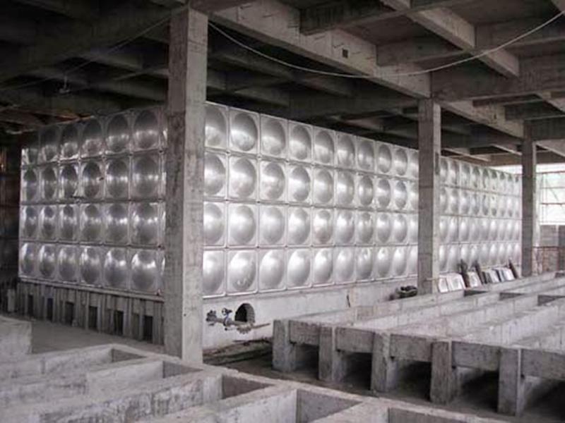遵义组合式不锈钢水箱生产厂家