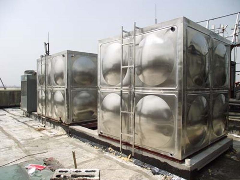 安顺消防不锈钢水箱设备 贵阳海翔鑫不锈钢制品供应