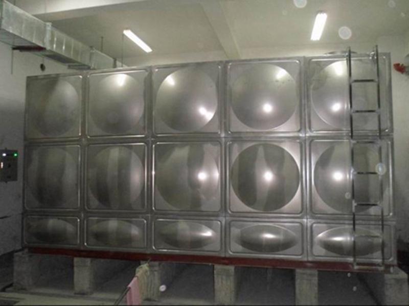 六盘水组合式不锈钢水箱价格,不锈钢水箱
