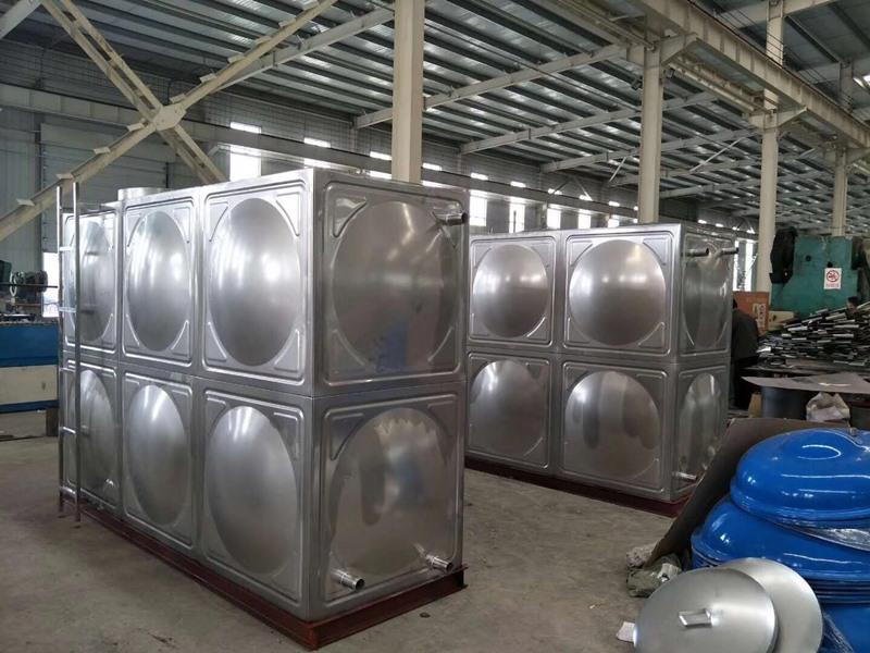 贵阳组合式不锈钢水箱批发 贵阳海翔鑫不锈钢制品供应