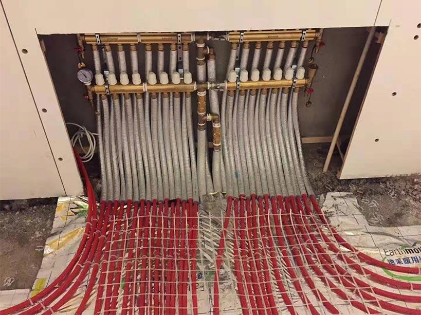 淮阴区暖气分水器哪里找 信息推荐「牛墨地暖供应」