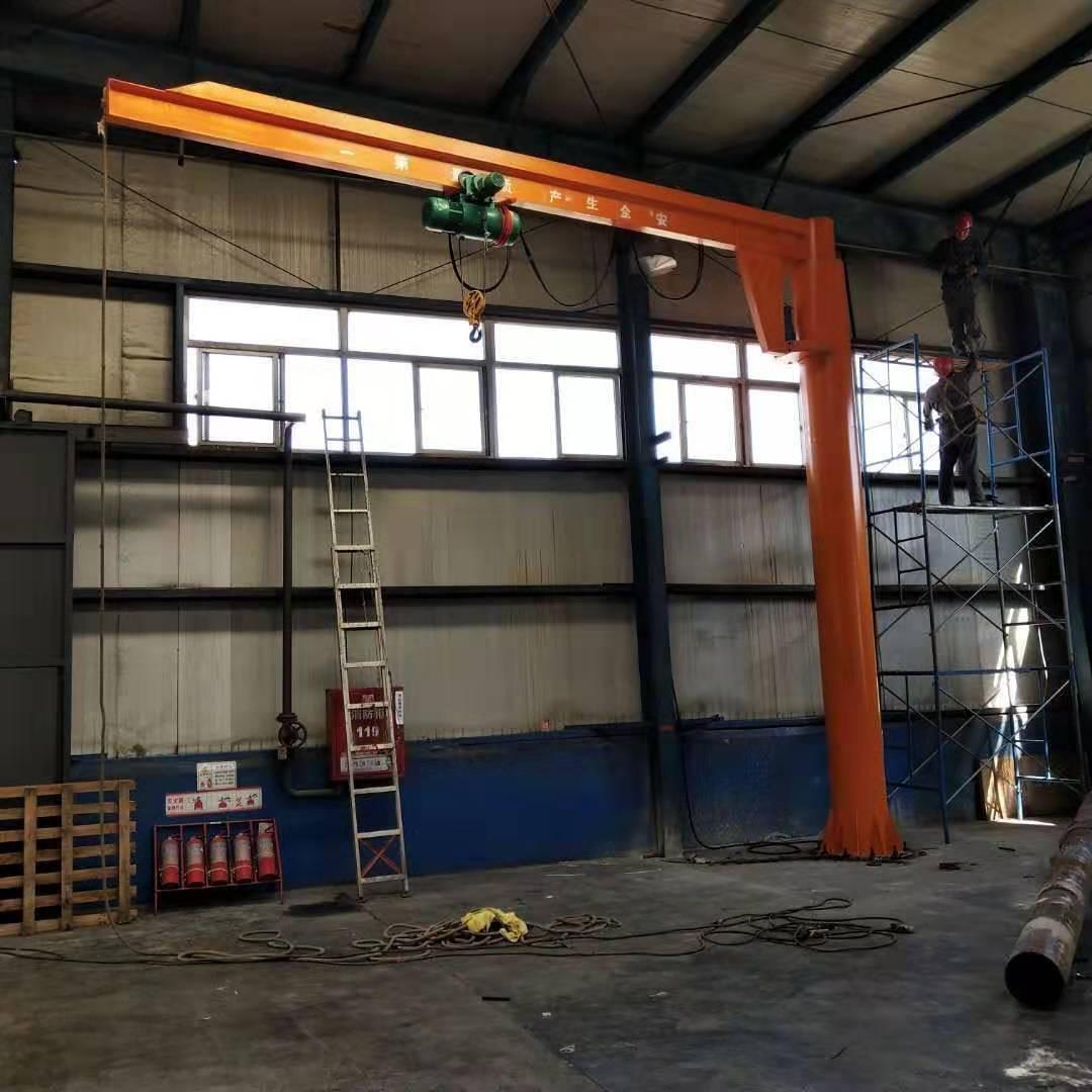 新疆悬臂式单臂吊 泰安益腾起重机械供应