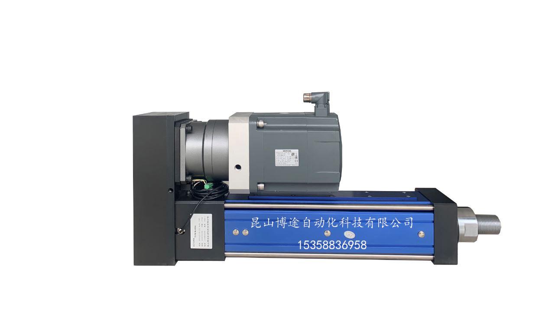 江苏垂直式电缸 昆山博途自动化科技供应