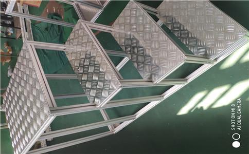 湖南铝合金框架厂家报价 诚信服务「上海锦铝金属制品供应」