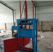广东废品回收站纸箱打包机规格尺寸 山东捷威迅机械设备供应
