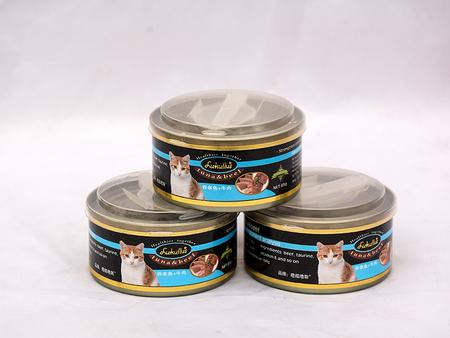广东喂猫罐头哪个品牌好 服务为先「山东晨宇宠物食品供应」