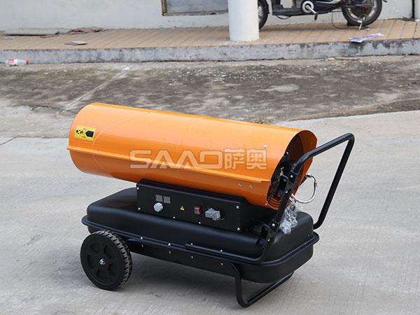 江蘇銷售暖風機價格 濟寧薩奧機械供應