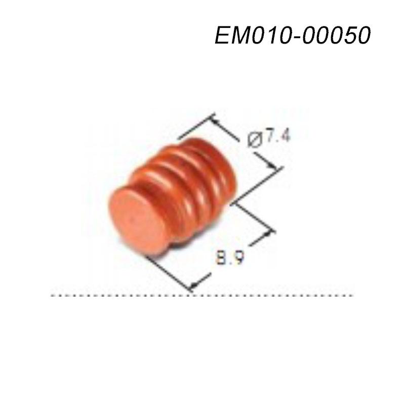 新能源汽车连接器EM010-00050kum接插件 上海住歧电子科技供应