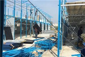 淮上区轻型活动房回收价格 服务至上 安徽锦顺钢构供应
