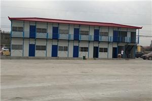 亳州岩棉板活动房厂房 服务为先 安徽锦顺钢构供应
