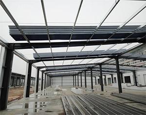 相山区彩钢板活动房工程,活动房