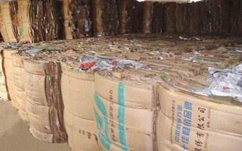南通专业废旧纸箱回收优选企业「瑞祥供应」