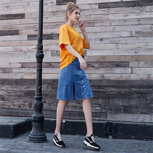 正规牛仔裤代理可量尺定做 诚信互利「本色服饰供」