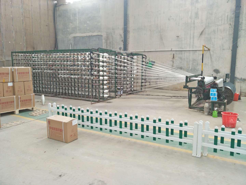 青島耐高溫玻璃纖維網格布訂做「藍涂環保供應」