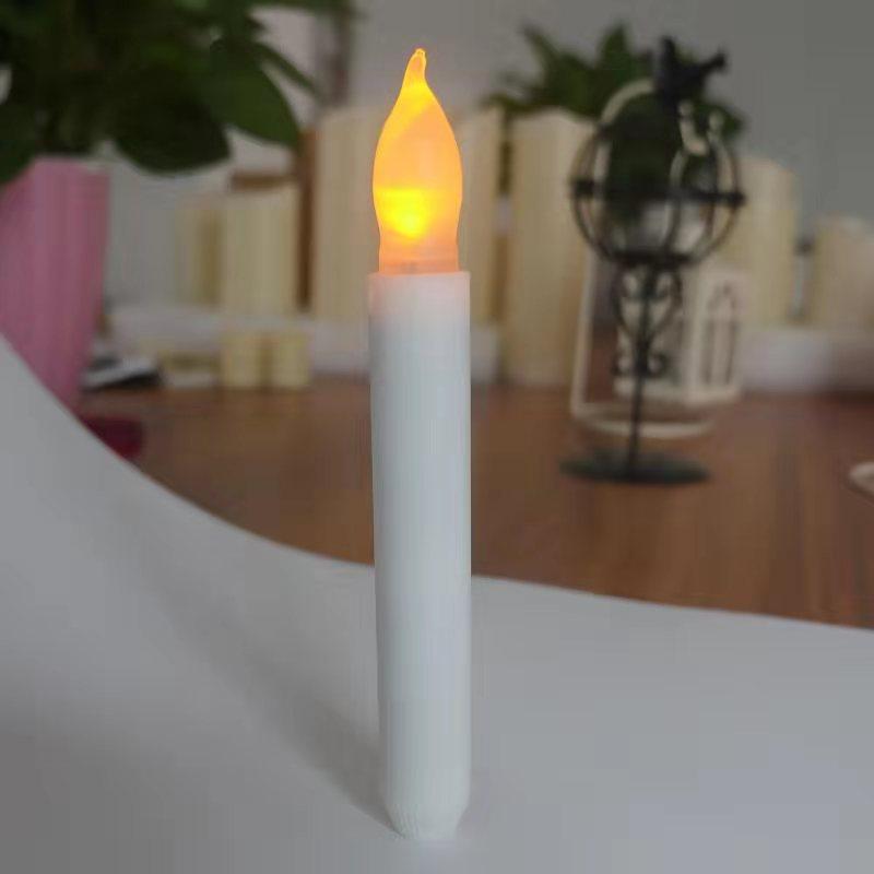 江西LED杆蜡电子蜡烛批发 其志亚博百家乐