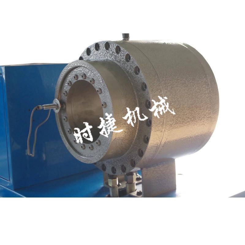 江西壓鋼管縮徑機 鋼管縮管機價格「時捷供應」