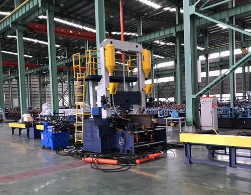 专用组焊矫一体机性价比高 华恒供应