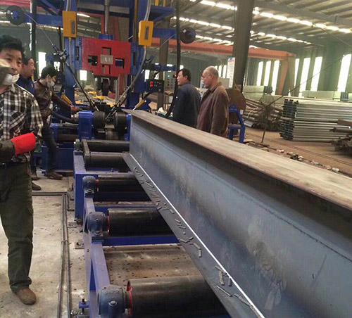 进口组焊矫一体机多少钱 华恒供应