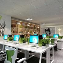 餐厅李松蓢网吧设计,餐厅