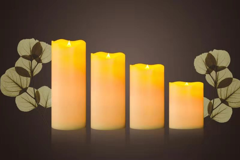 福建LED石蜡仿真蜡烛制造厂家 其志供应