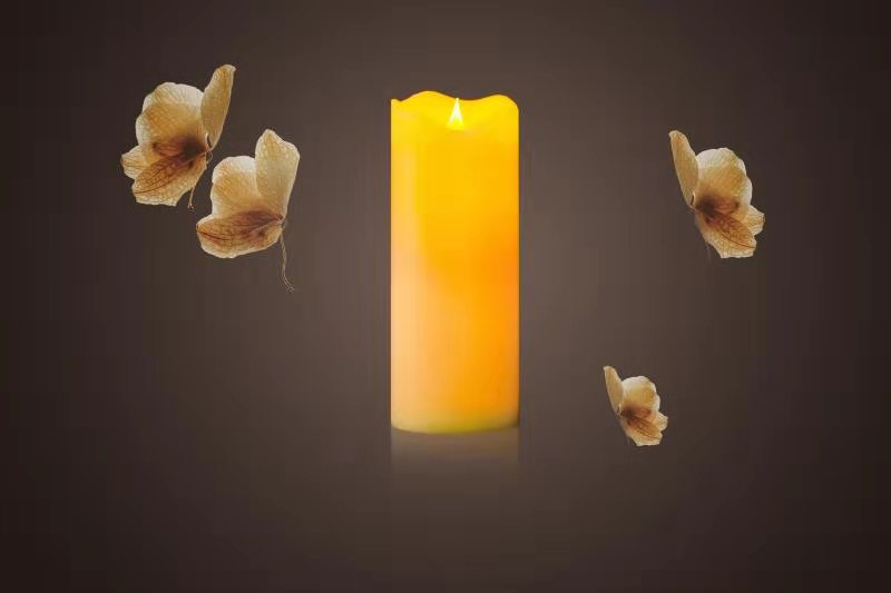 江西LED石蜡仿真蜡烛生产商 其志供应