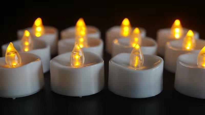 广东LED电子蜡烛制造厂家 其志供应
