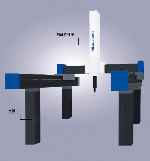 安徽质量三坐标测量仪生产厂家「勇克供应」