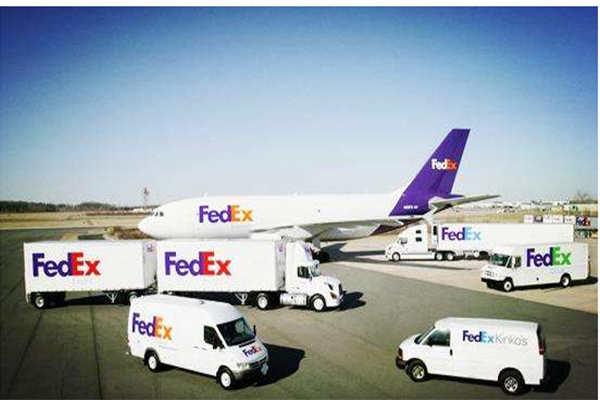 福州FEDEX国际快递运单,国际快递