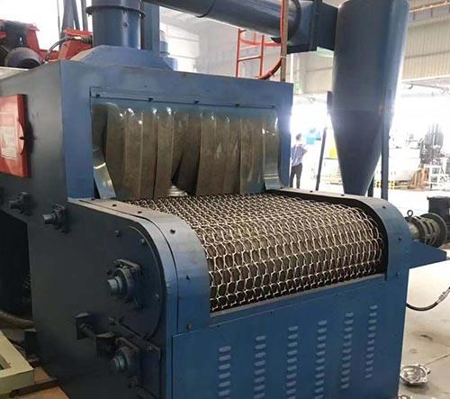 广西铝模板网带抛丸机优质商家,铝模板网带抛丸机