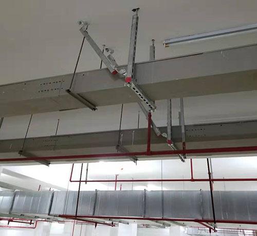 天津桥架抗震支架制造厂家 固威供应