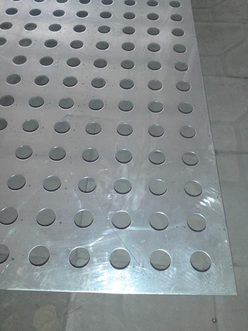威海不锈钢冲孔板生产厂家「康盛供应」
