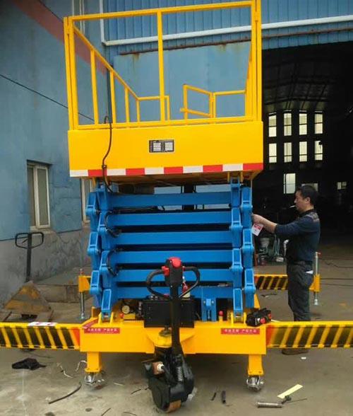安徽移动式登车桥哪家好 卓钢升降机械供应