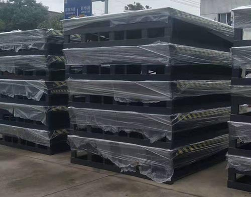 陕西固定登车桥供应商家 卓钢升降大发棋牌APP下载供应