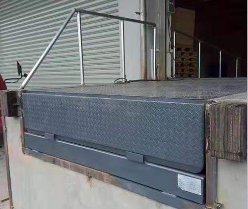 安徽固定登车桥供应厂家 卓钢升降大发棋牌APP下载供应