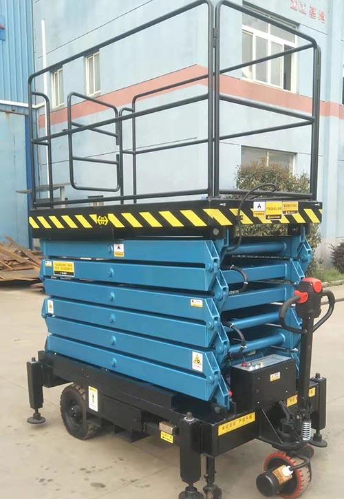 海南移动式升降机销售价格 卓钢升降机械供应