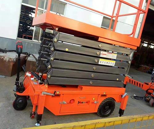 蚌埠移动式升降机生产商 卓钢升降机械供应