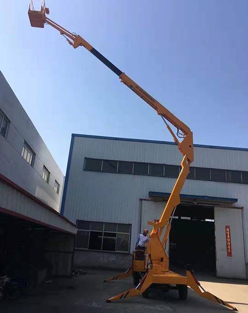 山东曲臂式升降机厂家 卓钢升降机械供应