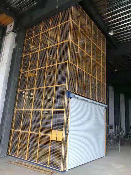 重庆导轨式升降机厂家直供,导轨式升降机