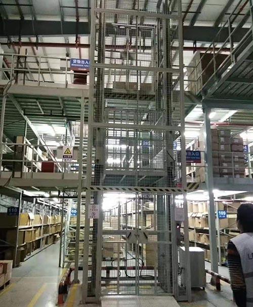 甘肃导轨式升降机厂家直销 卓钢升降大发棋牌APP下载供应
