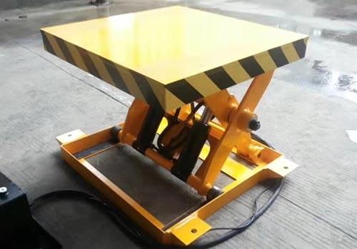 定制固定式升降机价格 卓钢升降机械供应