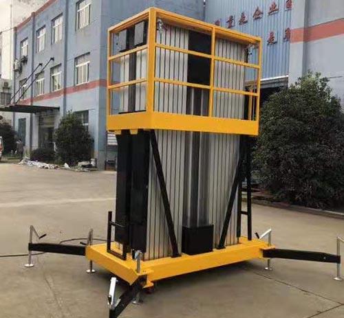 贵州铝合金升降机直销 卓钢升降机械供应