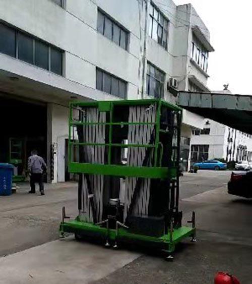 广西铝合金升降机生产厂家,铝合金升降机