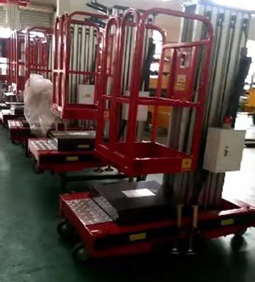 北京铝合金升降机厂家直销 卓钢升降机械供应