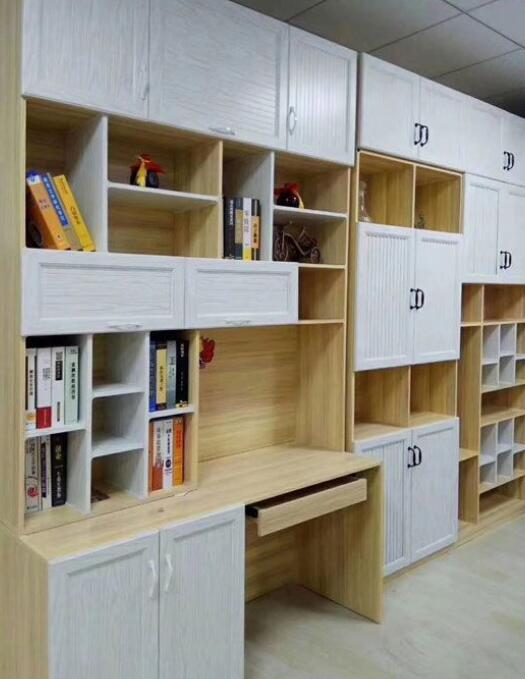 青岛服务好的全铝书柜加工订制,全铝书柜