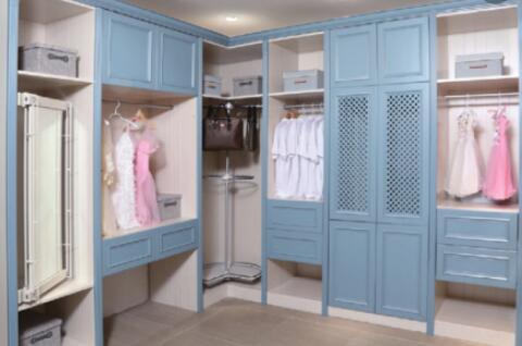 简单衣柜的图片大全