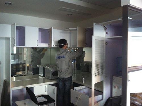 太仓健身房甲醛净化 爱家源环境检测供应
