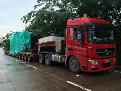 宁波大型工程设备运输,运输