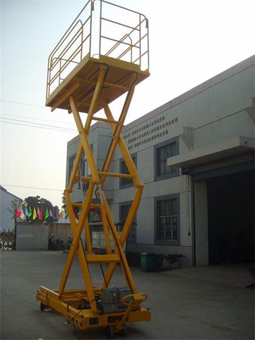 福建固定液压升降台价格合理 托普供应