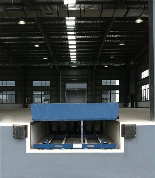 上海优质固定登车桥公司 托普供应